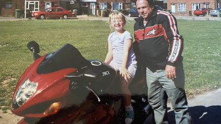 Tributes have been paid to Roy Ogden from Wisbech who died on April 30. Picture: Supplied/Family
