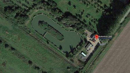 Buttonhole Lake in Marshland St James. Picture: Google Maps