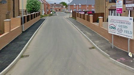 Nathan Large is due in court after reports of a man being hit by a car in Sayers Crescent, Wisbech S