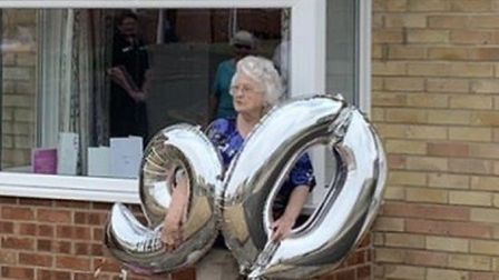 When colleagues at Asda in Wisbech found out that customer Eileen Hamilton was going to be spending