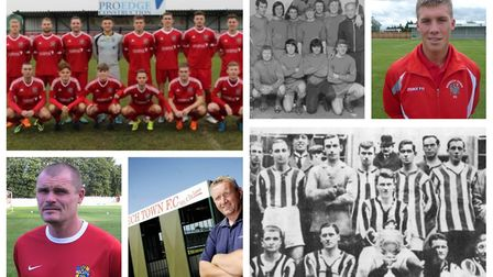 Players, coaches and supporters alike have been celebrating 100 years since the formation of Wisbech
