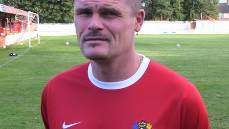 Former Wisbech Town player and manager Steve Appleby. Picture: SPENCER LARHAM