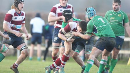 More derby matches will be the order of the day when competitive grassroots rugby returns. Picture: