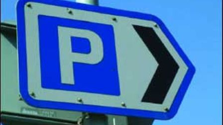 Parking enforcement will restart in residential areas on Monday.