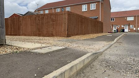 Residents of a pothole-ridden street in Mikanda Close, Wisbech, are angry that it has been left unfi