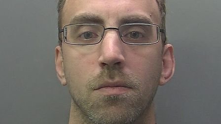 Mark Harper, 34, of Bodesway, Orton Malborne, Peterborough, has been jailed after the 14-year-old gi