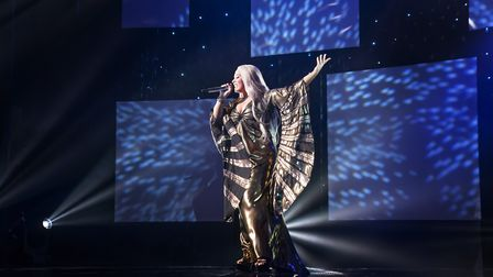 Eurovision Song Contest: The Story of Fire Saga. Picture: John Wilson / Netflix.