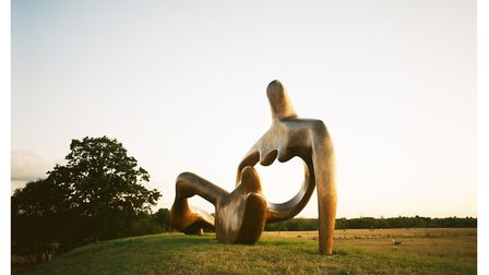 Henry Moore Studios and Gardens. Picture: Henry Moore Foundation