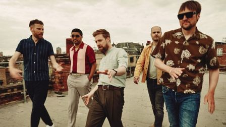Kaiser Chiefs will play Pub in the Park's drive in Garden Party at Knebworth House. Picture: supplie