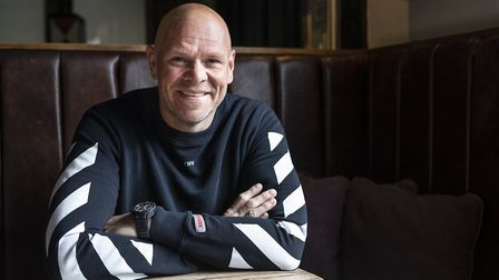 Celebrity chef Tom Kerridge's pub will be serving up food at the new Pub in the Park's drive in Gard