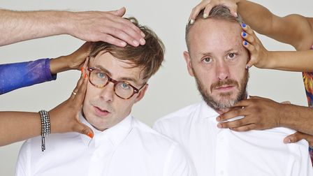 Basement Jaxx closed Cool Britannia 2019 at Knebworth Park with a DJ set. They will return to Knebwo
