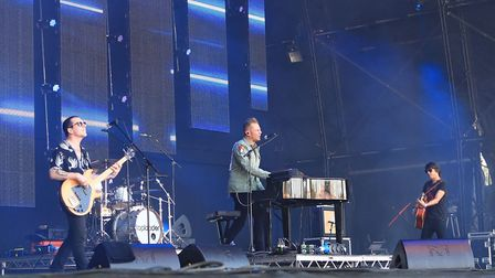 Toploader at Cool Britannia Festival 2018. Picture: KEVIN RICHARDS