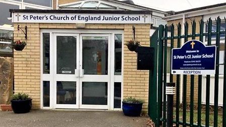 St Peter's Church of England Junior School requires improvement, according to their most recent Ofst