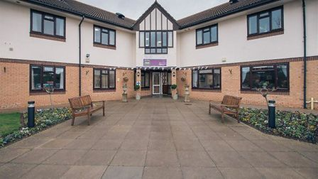 Rose Lodge Care Home in Wisbech has temporarily banned visitors following confirmed cases of Covid-1