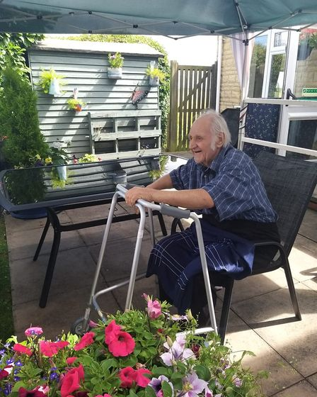 Oakview Lodge Care and Nursing Home in Welwyn Garden City is allowing visitors again. Picture: Suppl