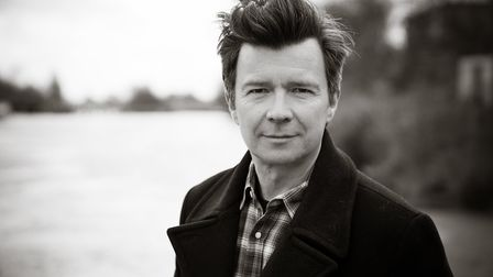 Rick Astley will play Pub in the Park's drive in Garden Party at Knebworth House. Picture: supplied