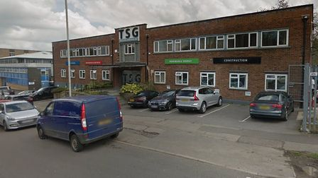 The TSG House on Cranborne Industrial Estate in Potters Bar. Picture: Google Street View