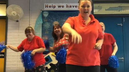 'We're All In This Together' is the message of Meadowgate Academy's latest achievement video. The
