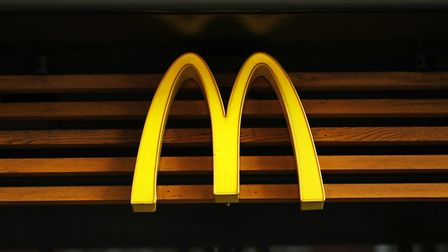 McDonald's in Wisbech and Ely has reopened its doors for dine-in customers from today (July 22). Pic