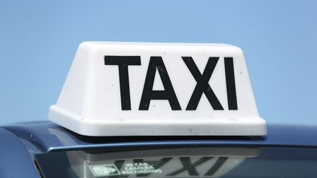 Welwyn and Hatfield Taxi Drivers Association are against the council's plans. Picture: DANNY LOO