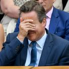 David Cameron with his head in his hands. Photo: Karwai Tang/Getty Images