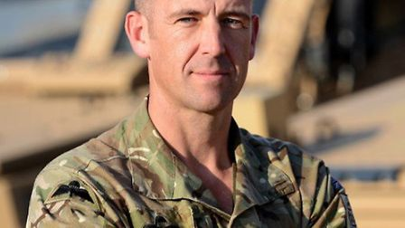 Colonel Adam Frasier-Hitchen will succeed Colonel Mark Knight MBE LD as commandant of the Cambridges