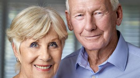 Willow co-founders Megs and Bob Wilson. Picture: supplied by Willow
