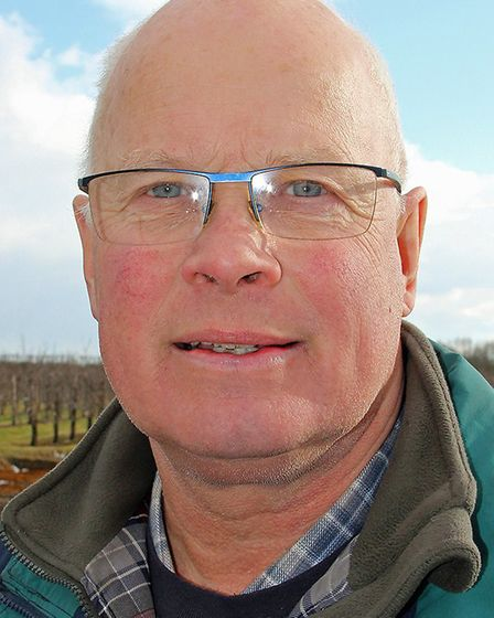 Councillor David Wheeler has spoken out about vandalism of a parish-owned bus shelter in Gull Road,