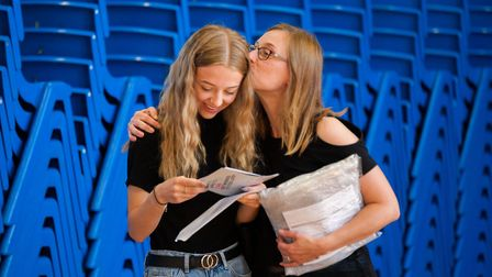 Staff and students at Marshland High School are celebrating as this years GCSE results have been rev