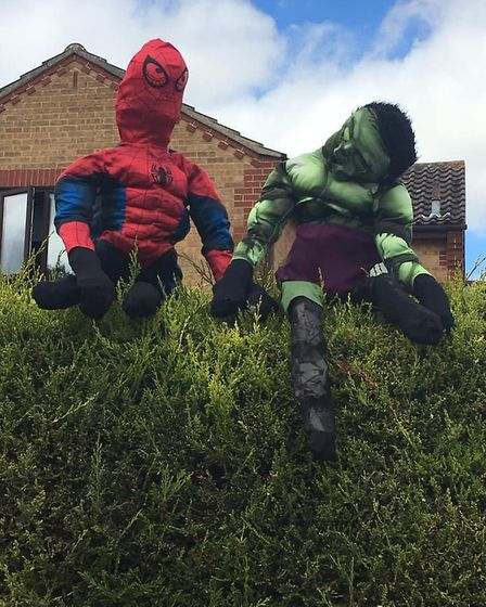 Louis and Oscar's Avengers (Lady's Drove).
