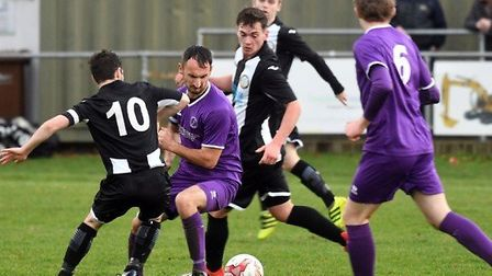 Wisbech St Mary boss Stuart Beckett said his team are already showing the fighting spirit that could