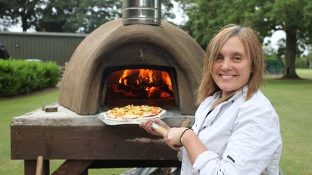 Alison Sloan is behind Fascinating Food, a cafe and cookery school which is opening in Wisbech. Any