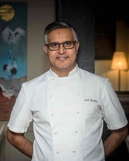 Atul Kochhar will be serving up an exclusively designed three-course chef's special menu at the Pub