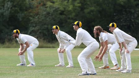 Tewin Cricket Club were able to field a third team for the first time in their history. Picture: DAN