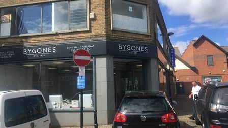 Bygones cafe in Wisbech has shown entrepreneurial spirit with the move to new premises. It has been