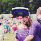 Willow supporters at last year's Folk by the Oak music festival in Hatfield. Picture: Daniel Naylor
