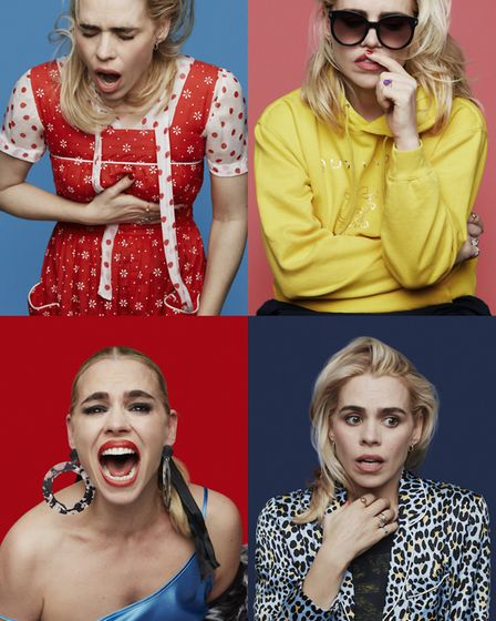 New Billie Piper series I Hate Suzie can be seen on Sky Atlantic from August 27. Picture: Sky UK