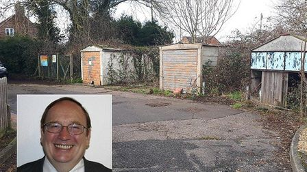 A retired property consultant has criticised Fenland District Council for selling off one of its ass
