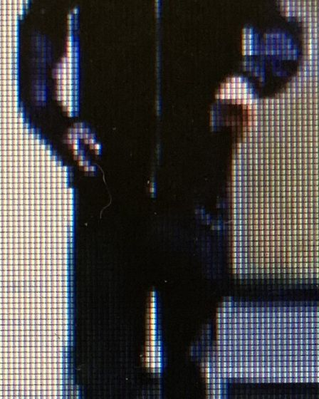 Herts police belive this man may be able to help with their enquiries following an assault in Welwyn