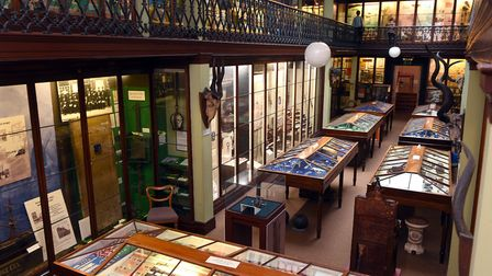 Wisbech Museum will open on September 12 until 1pm for the Heritage Open Days festival.
