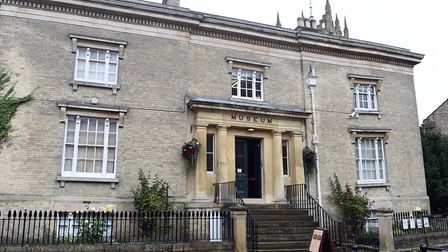 Wisbech Museum will open on September 12 for Heritage Open Days. Pre-booking is required.