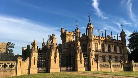 Knebworth House. Picture: Alan Davies