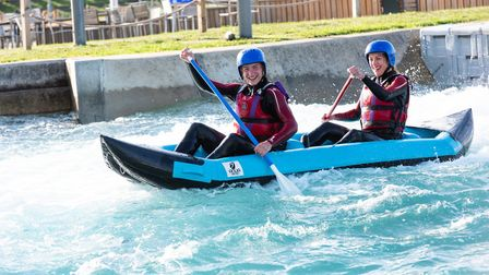 Lee Valley White Water Centre. Picture: Mark Sims Photography