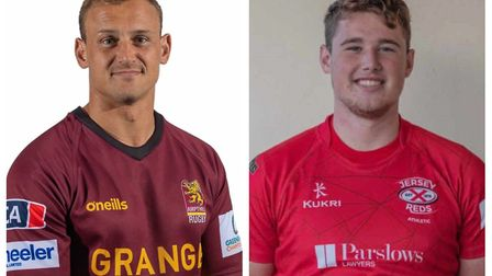 Wisbech have signed Darryl Veenendaal (left) as a consultant coach and Adam Woods-McGrath (right). P