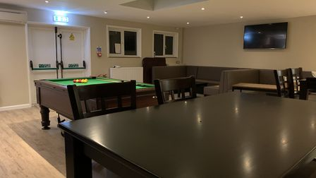 Welwyn Sports & Social Club now has dedicated disabled access and toilets. Picture: Supplied