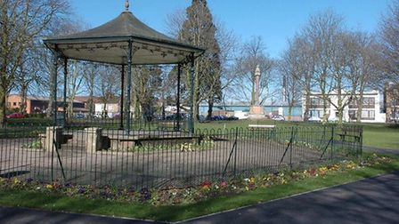 The Wisbech Park pavilion project has received a sum of the latest round of funding from Cambridgesh