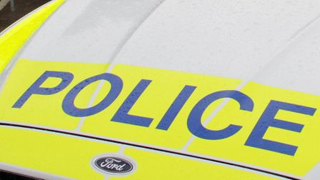 A Welwyn Garden City man was arrested over the summer for throwing a cup of coffee over a police off
