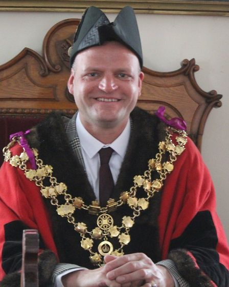 Mayor of Wisbech, Cllr Aigars Balsevics, has issued a lengthy statement about his depression, and th