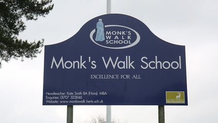 Monk's Walk School. Picture: Danny Loo