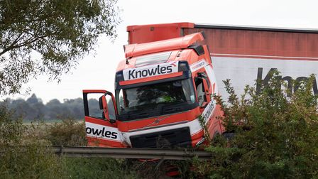 Knowles Transport have launched an internal investigation after one of their drivers was involved in